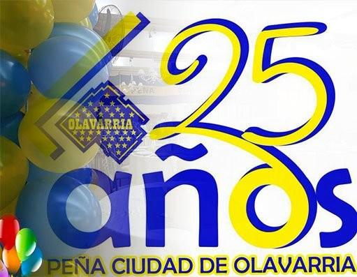 La Peña de Boca se prepara para festejar sus 25 años