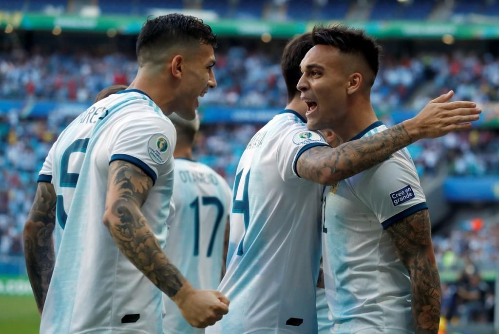 Copa América: Argentina le ganó a Qatar