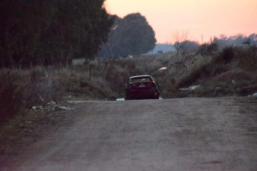 Investigan incendio de vehículo y averiguación de paradero