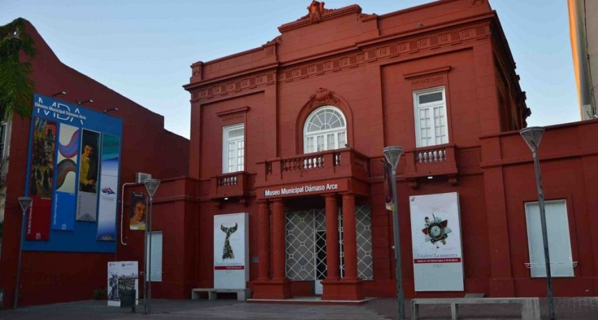 Muestra en el Museo Dámaso Arce