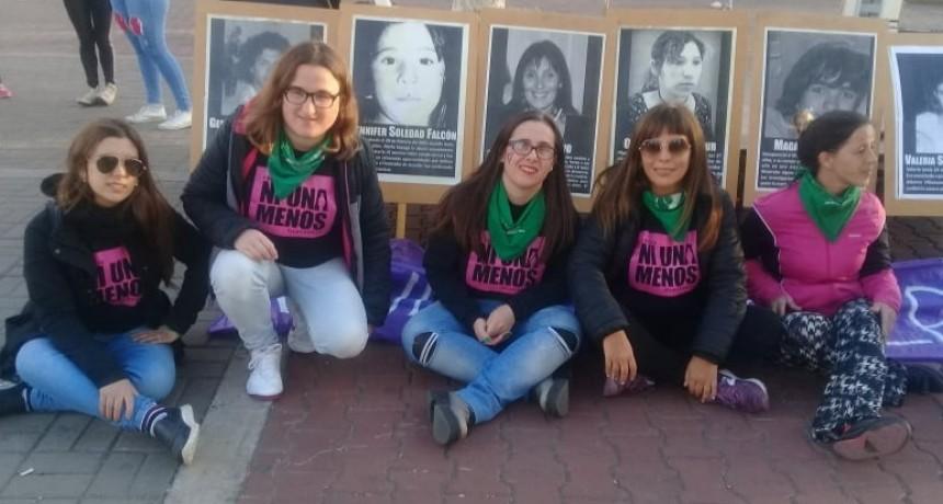 'Ni Una Menos':movilización en Olavarría