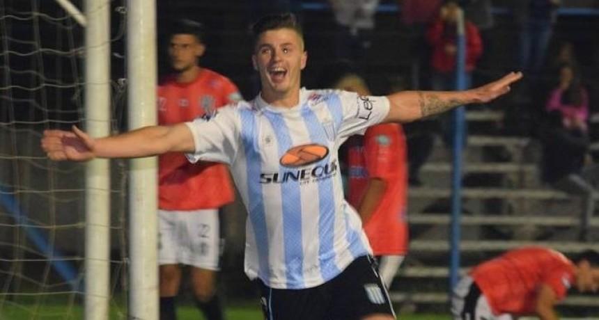 El futbolista Juani Barbieri, nuevamente en el exterior