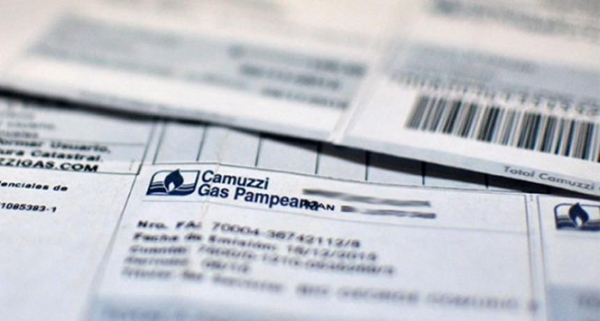 Camuzzi anunció que la factura de gas pasa a enviarse de forma mensual