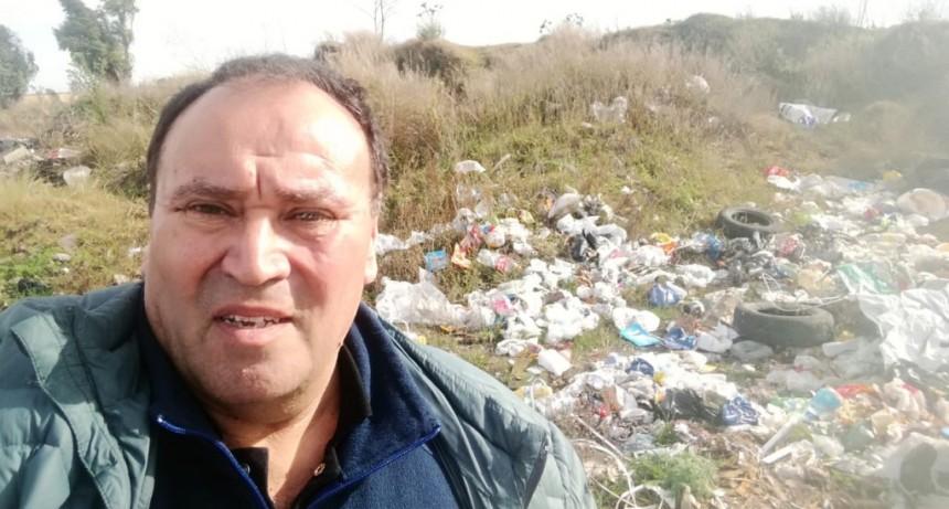 El concejal Latorre pide despertar conciencia ambiental