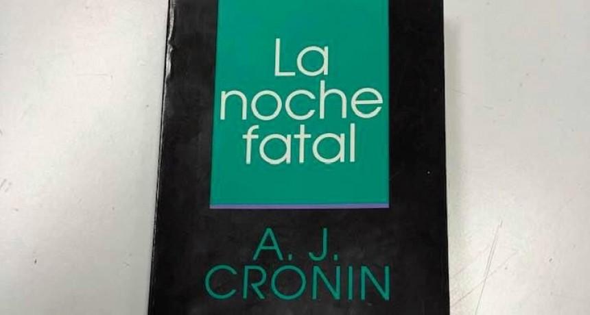 Una novela de Cronin
