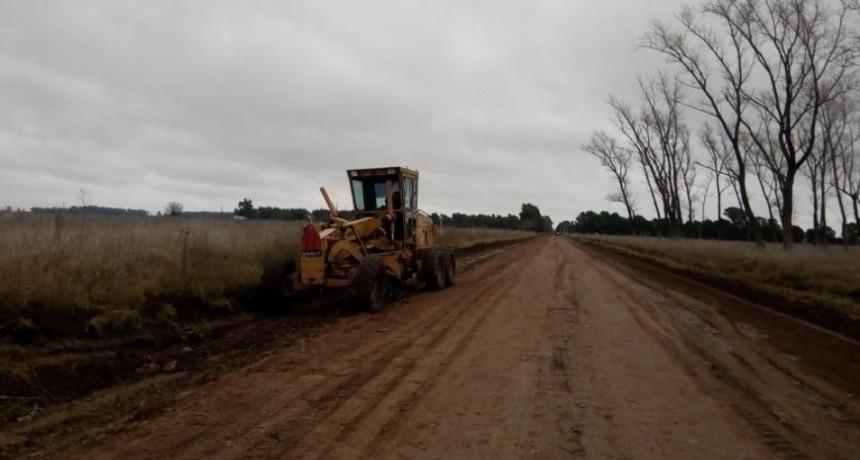 Mejoramiento de calle Rivadavia y barrio La Araña