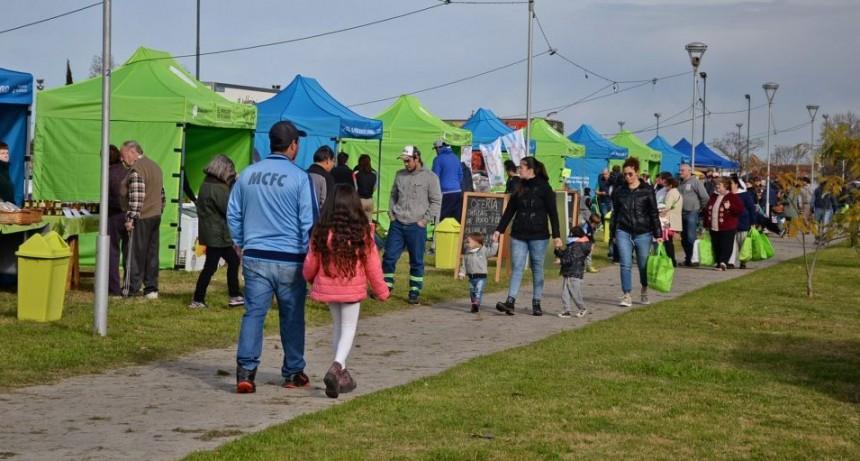 El Mercado en Tu Barrio se traslada a la plaza del Barrio CECO II