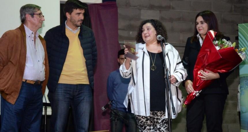 Empezó la Expo y María Alejandra Failla es la Mujer Empresaria 2019