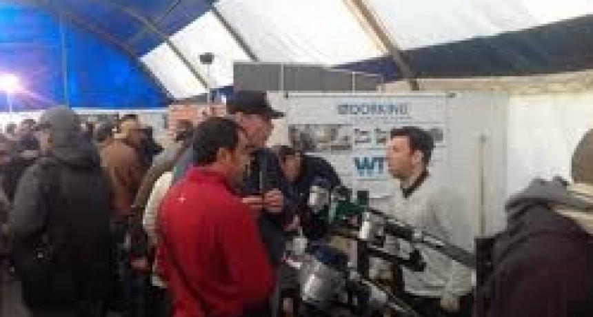Radio Olavarría en Expo Miel