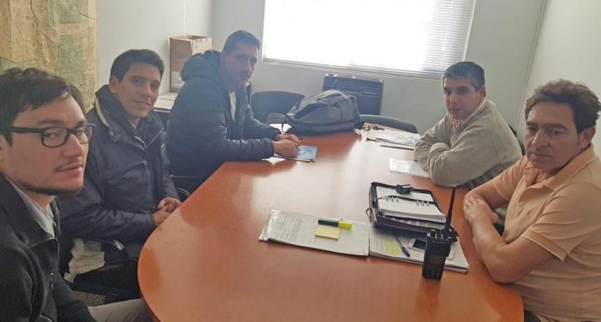 Autoridades de Seguridad Vial de la Nación visitaron la Dirección de Acción y Control Urbano Municipal