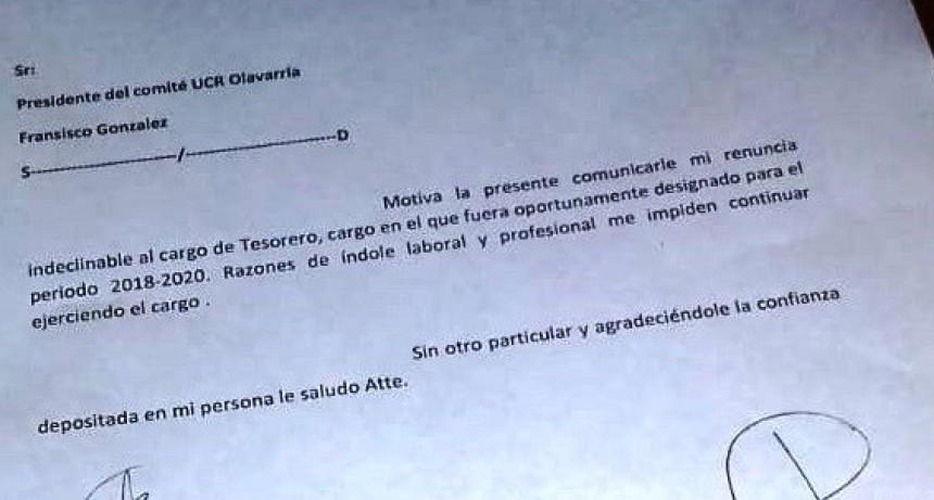 Lascano: 'no quieren que integremos el Comité'