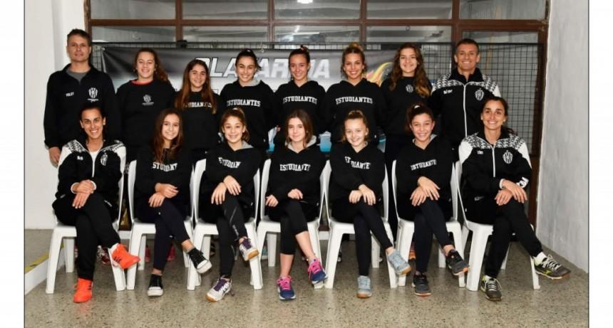 Voley: Estudiantes viaja a Uruguay