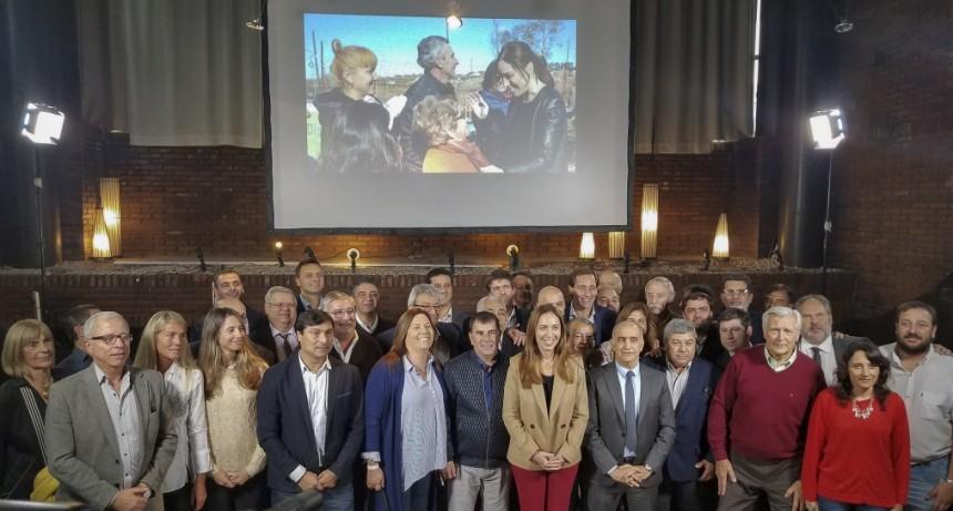 En Provincia, Vidal y Salvador anotaron 'Juntos por el Cambio'