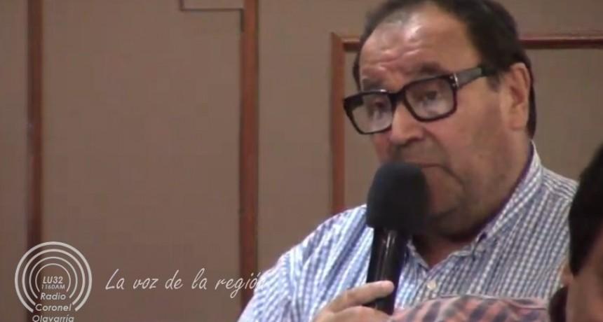 Latorre: 'Copebo quedó en el espacio Frente de Todos'
