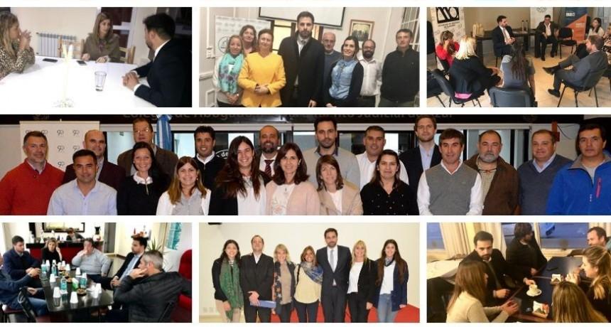 Abogados: 'El Colegio te Escucha' llegó a todo el departamento judicial
