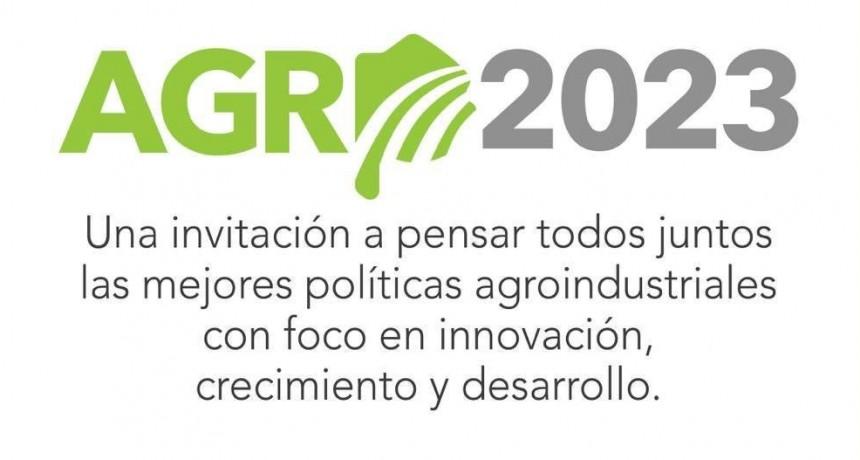 Para 'pensar en el desarrollo', invitan al foro #Agro2023