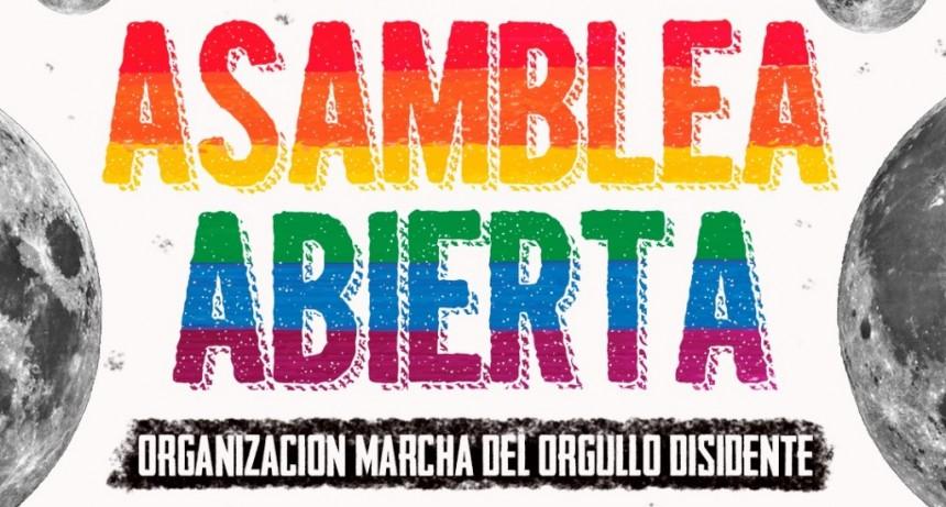 Invitan a asamblea para organizar la Marcha Regional del Orgullo Disidente
