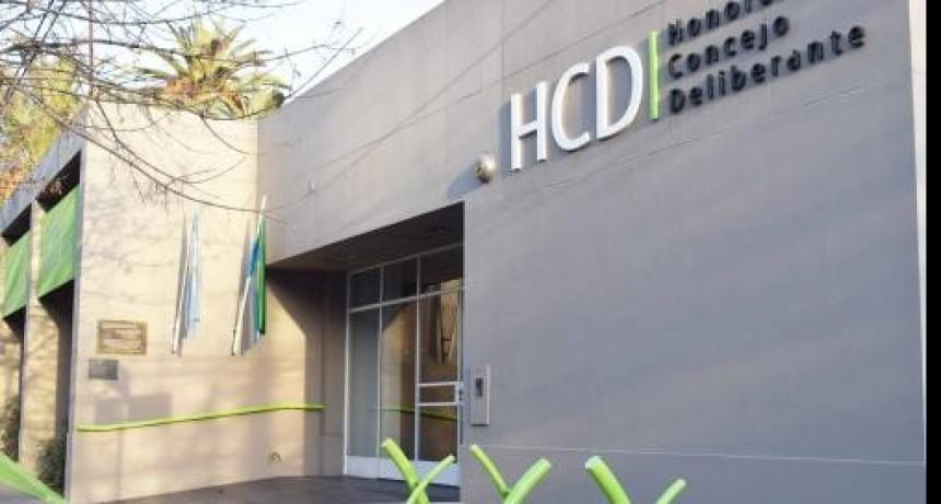 Reunión de taquígrafos en el HCD