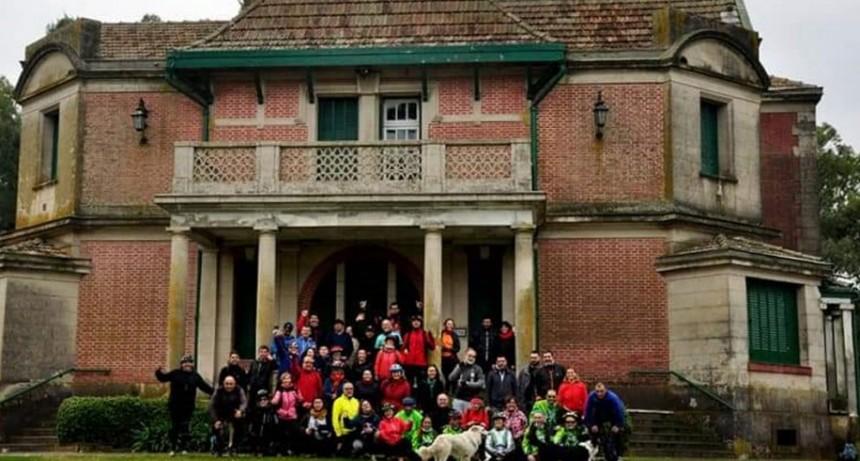 Más de 50 participantes en el último cicloturismo