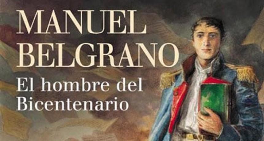 Manuel Belgrano en La Biblioteca