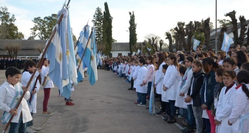 Se celebra este jueves el Día de la Bandera