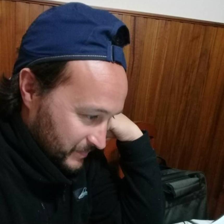 Ignacio Zalazar nuevo DT de Hinojo