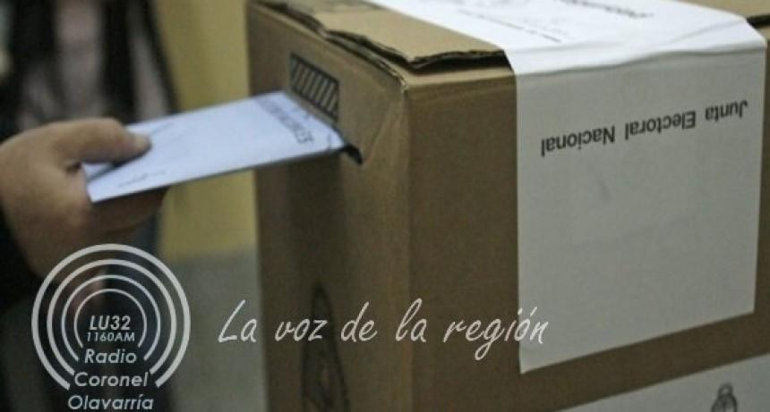 Se van despejando las dudas respecto a las conformaciones de listas locales para las PASO