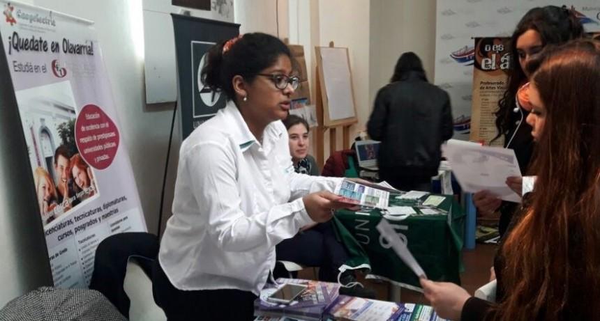 Promoción del empleo y oferta formativa: Conectamos Trabajo en Olavarría