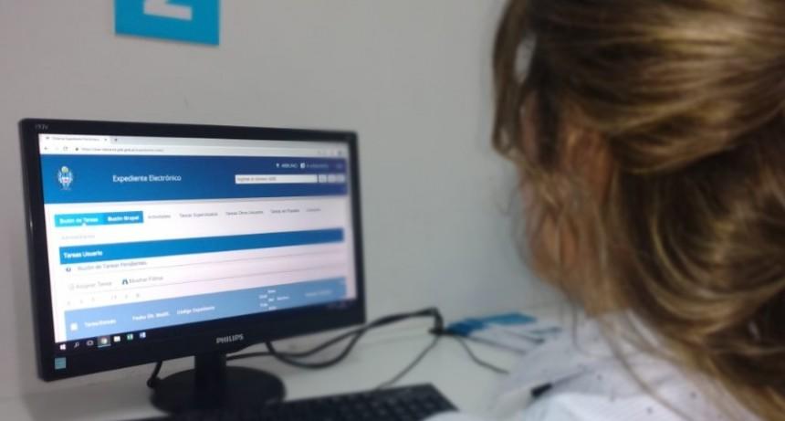 Olavarría en GDE: primer municipio bonaerense en contacto con el Poder Ejecutivo Nacional