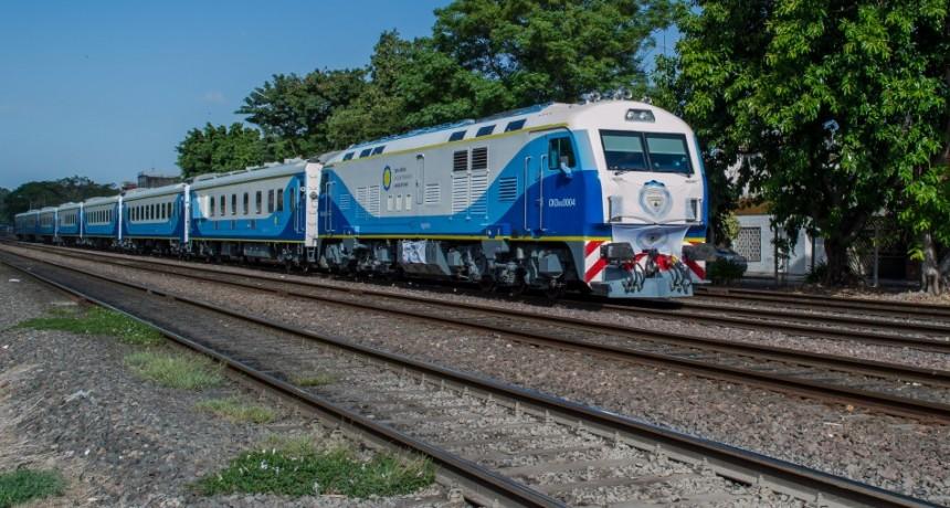 El presidente de Trenes Argentinos en Olavarría