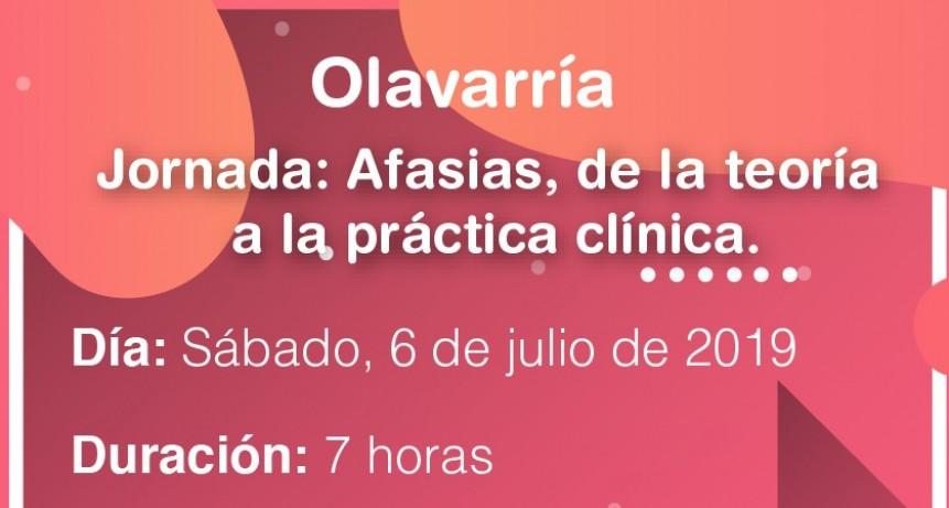 Jornada de formación: Afasias, de la teoría a la práctica clínica
