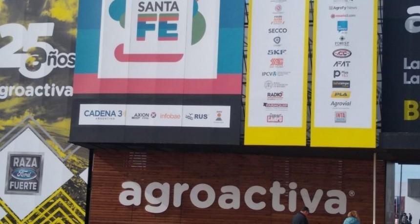 Lu 32 continúa en Agroactiva