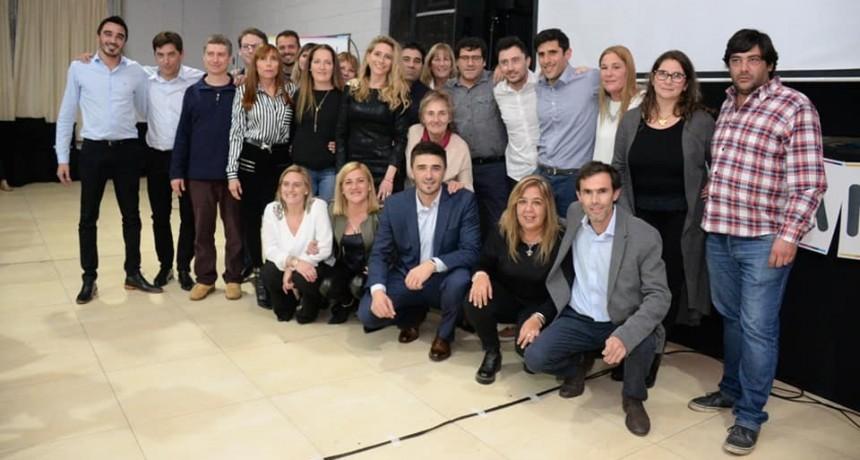 Galli presentó Juntos por el Cambio Olavarría