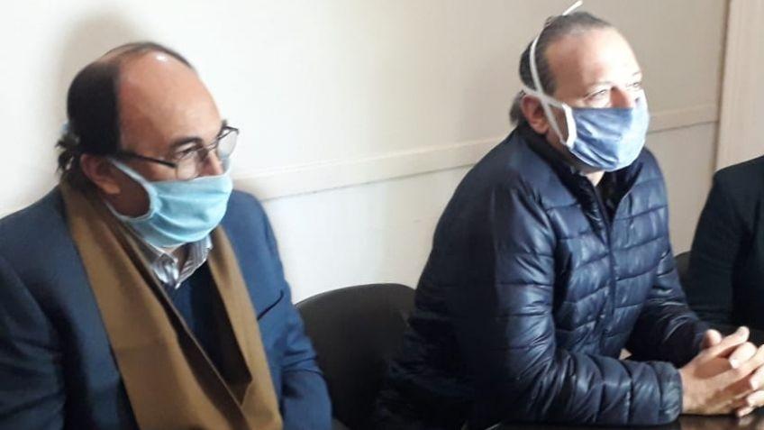 Saladillo: el intendente se quejó ante el Ministro de Seguridad por el traslado de patrulleros