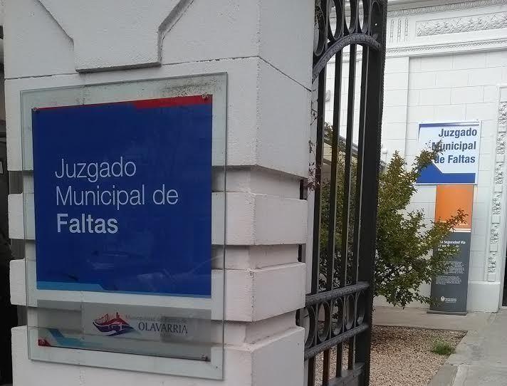 Juzgado de Faltas: se suspenden las audiencias hasta nuevo aviso