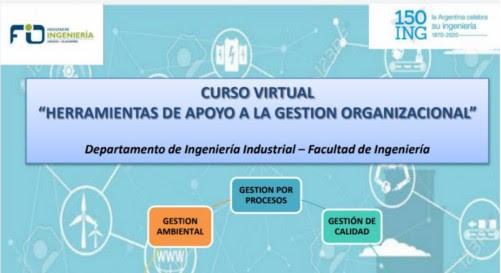 Curso virtual sobre gestión organizacional