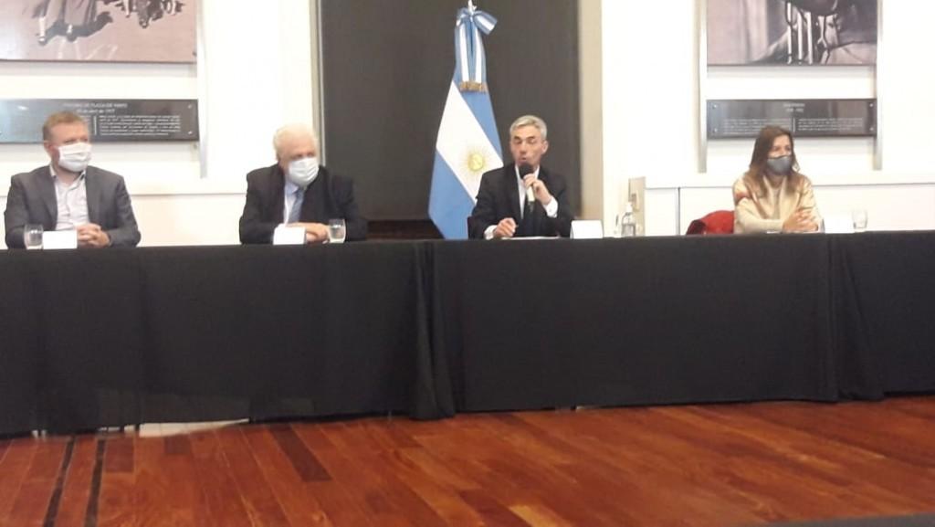 Miguel  Bettilli  se  refirió  al  nuevo  protocolo  para  el  transporte  de  cargas