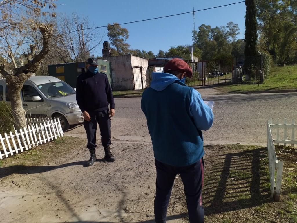 Cazadores infringen Ley de Caza y decreto de aislamiento