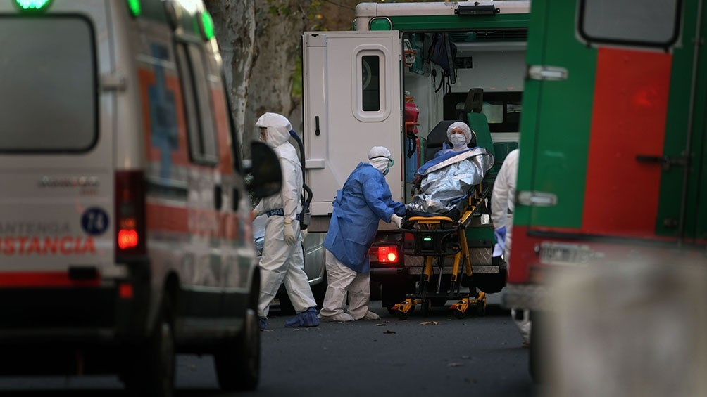 Suman 854 las víctimas fatales y 32.785 los infectados por coronavirus en Argentina