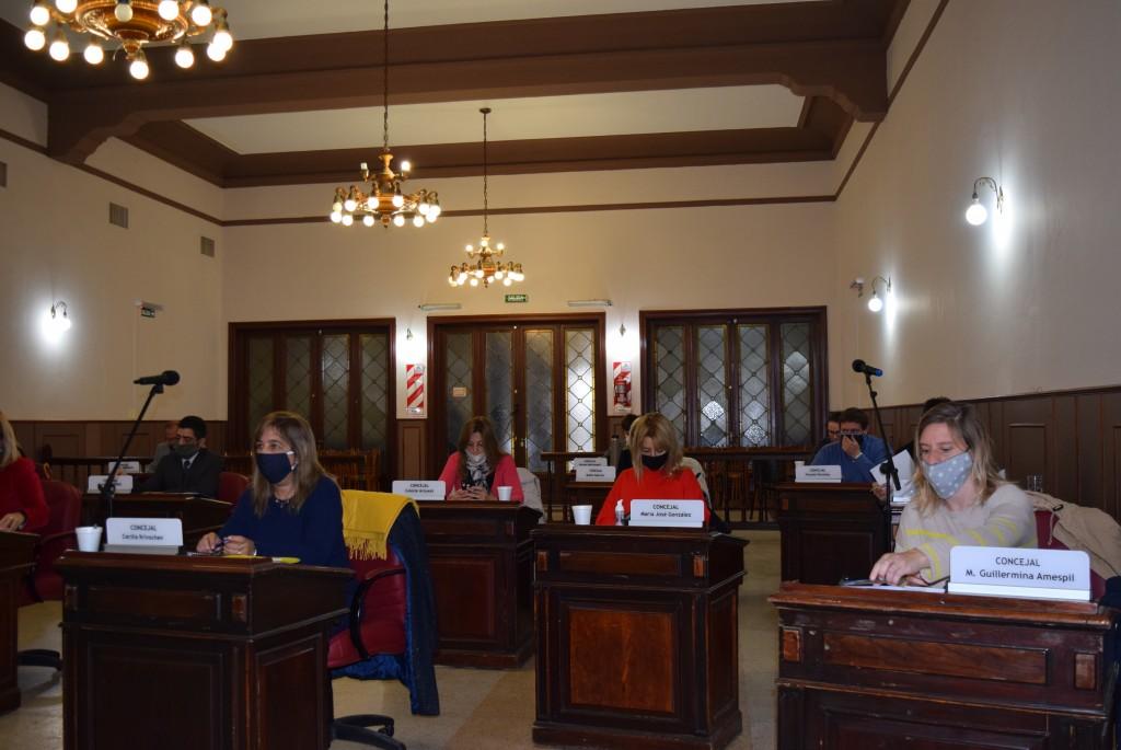 La cuarta sesión del HCD se reprogramó para este viernes y se permitirá el ingreso de la prensa