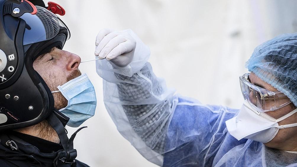 Francia realizará testeos masivos voluntarios para detectar posibles focos de coronavirus