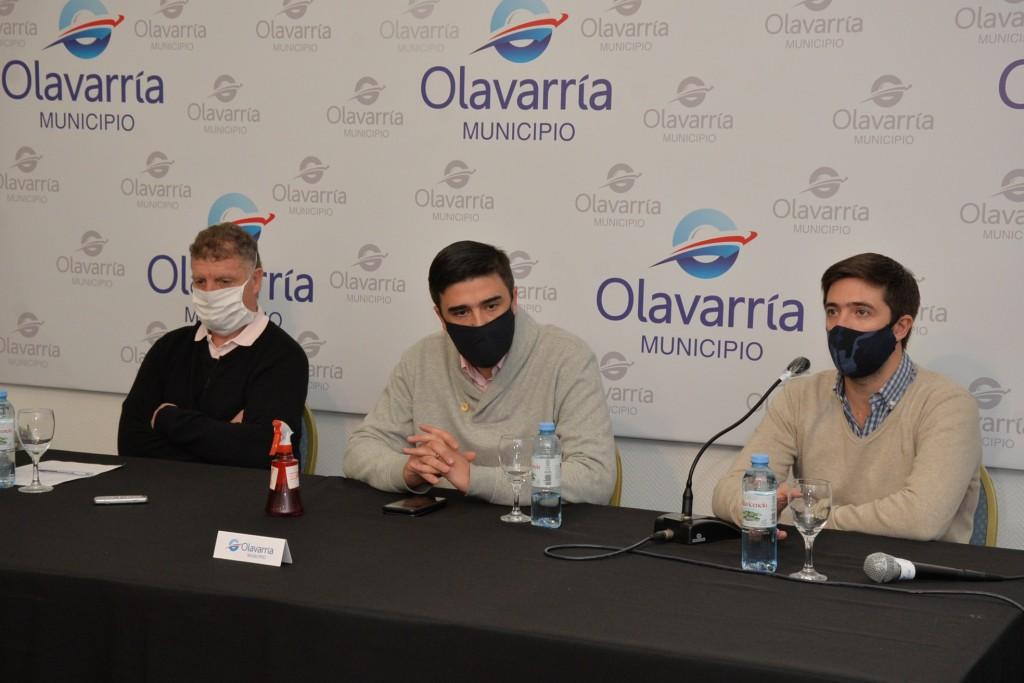 En Olavarría, el intendente efectuará anuncios sobre cómo sigue la cuarentena