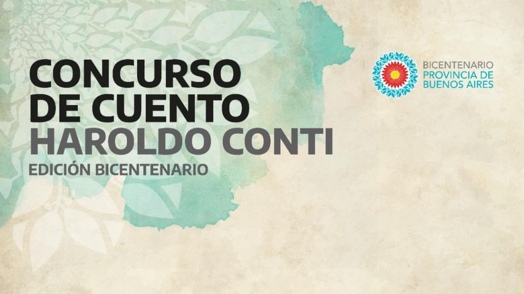 Luego de cuatro años, abrió la convocatoria al concurso de cuento Haroldo Conti