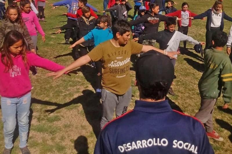 Contacto activo con familias de los Centros de Día