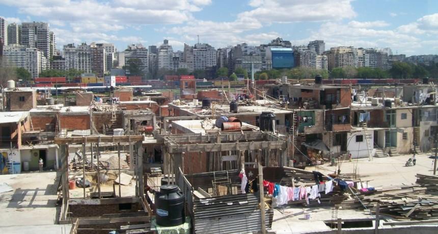 Olavarriense trabaja en el Barrio 31 de Retiro, en el operativo DetectAR
