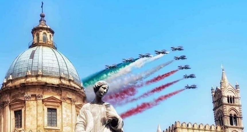 Italianos no se reúnen este año, pero igual celebran