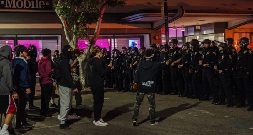 'Racismo, Pobreza y Desigualdad' como origen de las protestas en EE.UU.