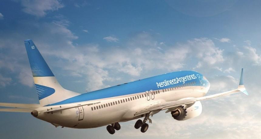 Aerolíneas Argentinas anunció 15 vuelos a China para traer insumos sanitarios