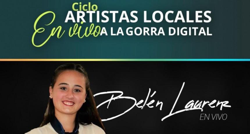 """Cartelera de junio del ciclo """"Artistas locales a la Gorra Digital"""" por YouTube y Facebook live"""
