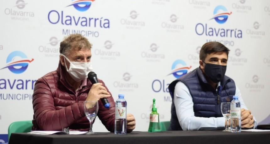Olavarría: Anunciaron que hay cuatro personas con coronavirus